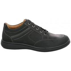 Мужские кожаные кроссовки больших размеров Jomos 463405