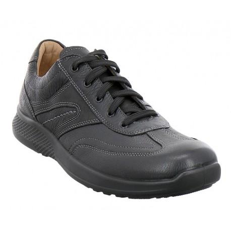 Liela izmēra ādas botas vīriešiem Jomos 322202