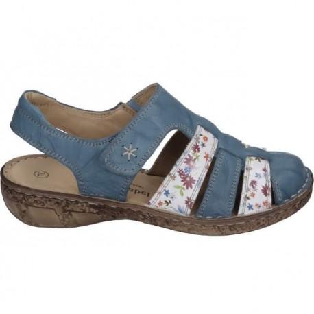 Sieviešu sandales ar slēgtu purngalu Comfortabel 720129