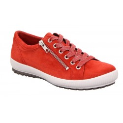 Big size suede sneakers for women Legero 4-00818-50