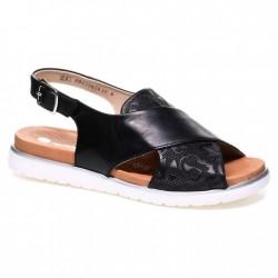 Sieviešu liela izmēra sandales Remonte D4054-01