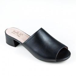 Slide flip flops medium heel Bella b. 6433.004