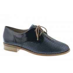 Lielas šņorējamas sieviešu kurpes – oksfordi Remonte R2803-14