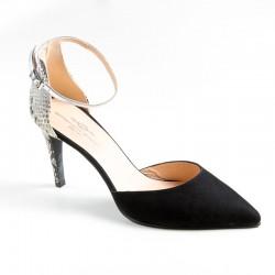 Sieviešu augstpapēžu kurpes ar siksniņu ap potīti Brenda Zaro T3132