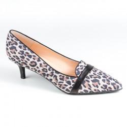 Liela izmēra sieviešu kurpes uz vidēja papēža Brenda Zaro T3225