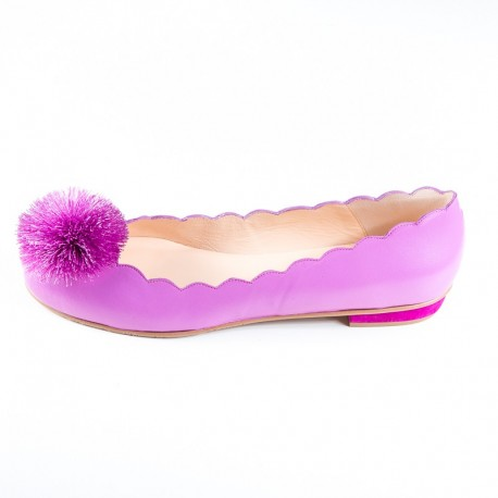 Baletkurpes/Balerīntipa kurpes Brenda Zaro T3143