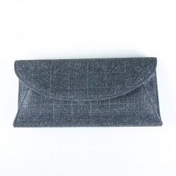 Natural leather women's clutch bag Brenda Zaro Dunkeld 999 26x12x6