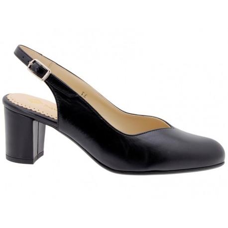 Sandales ar slēgtu purngalu PieSanto 190229