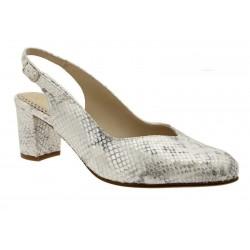 Sandales ar slēgtu purngalu PieSanto 190229 hielo