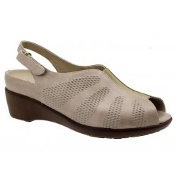 Широкие женские сандалии PieSanto 190405 ширина I