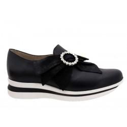 Casual shoe for women PieSanto 190769 H width