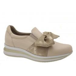 Casual shoe for women PieSanto 190765 H width