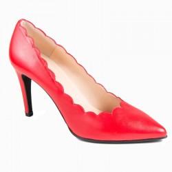 Høy hæl sko Brenda Zaro T2870