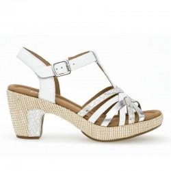 Store størrelser kvinners sandaler Gabor 22.736.51