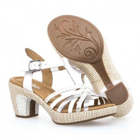Sieviešu liela izmēra sandales Gabor 22.736.51