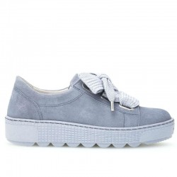 Big size suede sneakers for women Gabor 23.350.10