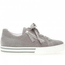 Big size suede sneakers for women Gabor 26.508.40