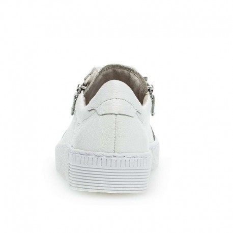 Big size white sneakers for women Gabor 23.334.21