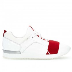 Leather sneakers big sizes Gabor 24.423.25