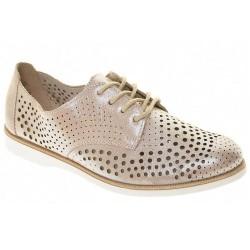 Женские туфли большого размера – Оксфорды Remonte R0403-32