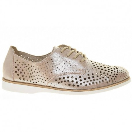 Lielas šņorējamas sieviešu vasaras kurpes – oksfordi Remonte R0403-32