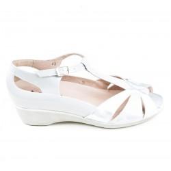 Brede kvinners sandaler PieSanto 190410 I bredde