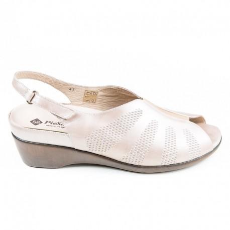 Platas sieviešu sandales PieSanto 190405 I platums