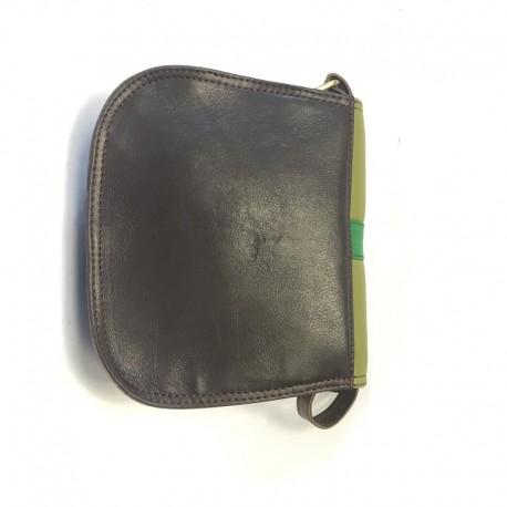 Natūralios odos rankinė Soruka Zero waste 047273 19x16 cm