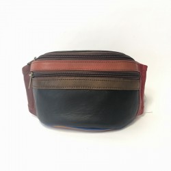 Genuine leather belt bag Soruka Zero waste 047900