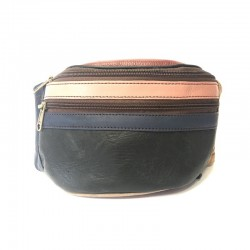 Genuine leather belt bag Soruka Upcycle 047900