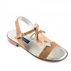 Women's big size sandals Daniela 19015