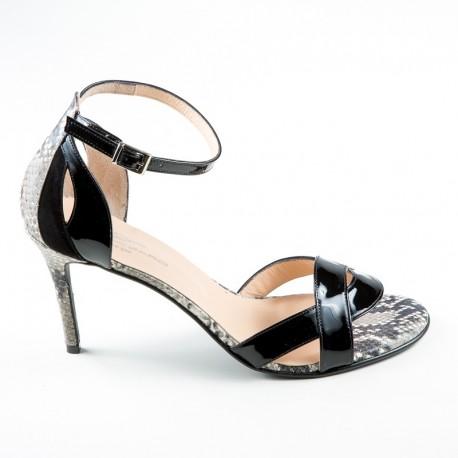 Augstpapēžu sandales. Lielie izmēri. Brenda Zaro T3120A