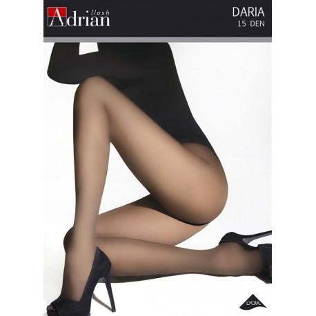 Тонкие колготки без швов Adrian Daria 15 DEN