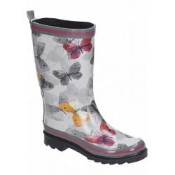 Kvinners gummistøvler 130101