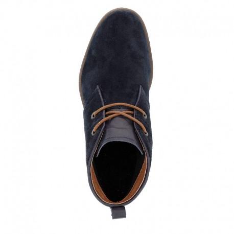 Осенние, демисезонные полусапоги на шнурках Legero 3-00683-80