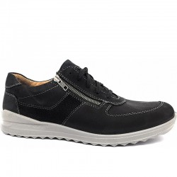 Big size leather sneakers Jomos 319404