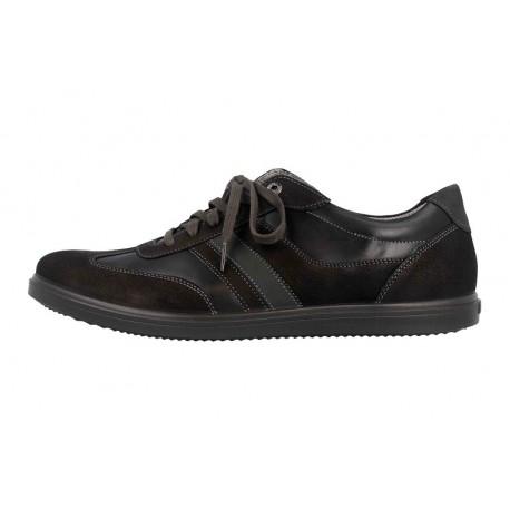 Liela izmēra ādas botas vīriešiem Jomos 316327