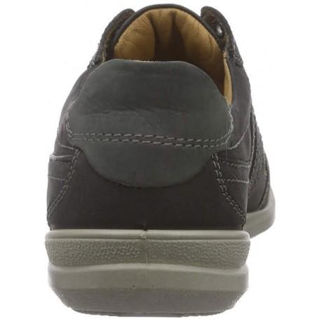 Liela izmēra ādas botas vīriešiem Jomos 315201