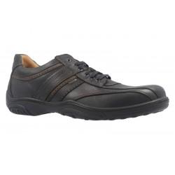 Liela izmēra ādas botas vīriešiem Jomos 403214