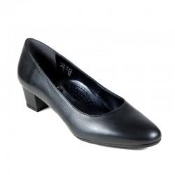 Kvinners sko, medium hæl Bella b. 4002.056