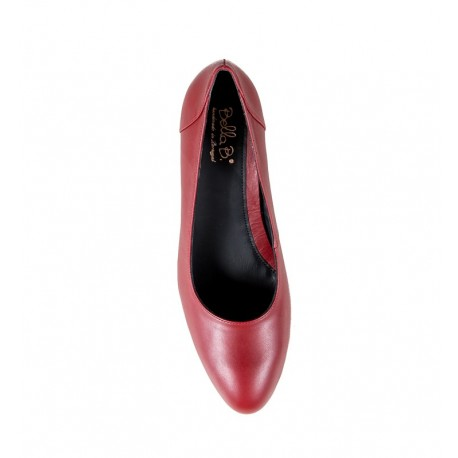 Sarkanas augstpapēžu kurpes Bella b. 6569.014