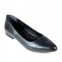 Store størrelser sko med lave hæler Bella b. 6168.014