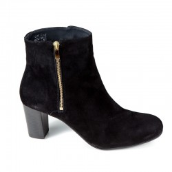 Large size suede autumn ankle boots Bella b 6016.033