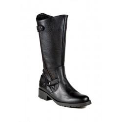 Didelių dydžių moteriški rudeniniai ilgaauliai batai Bella b 5645.017