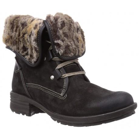Žieminiai nėrinių batai Josef Seibel 93688