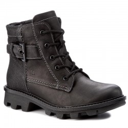 Autumn lace up low boots (with zipper) Josef Seibel 69503