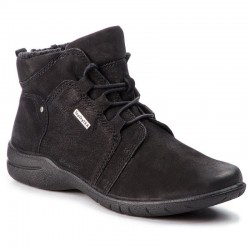 Women's autumn lace up low boots with little warming Romika 92466 TOPDRYTEX
