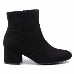 Fall velvet ankle boots Gabor 35.810.47