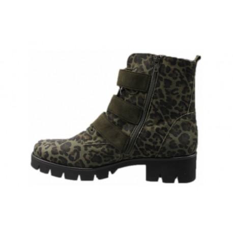 Autumn biker style ankle boots Gabor 34.716.57