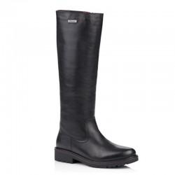 Vinterstøvler med naturlig saueull Remonte R6576-01